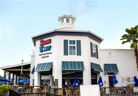 Sam S Boat Restaurant Lake Conroe by Retail Wrap Expansions For Sam S Boat Bacco Wine Lounge