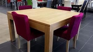 Table Et Chaise A Manger : rupture des couleurs pour un int rieur design 4 pieds tables chaises et tabourets ~ Teatrodelosmanantiales.com Idées de Décoration