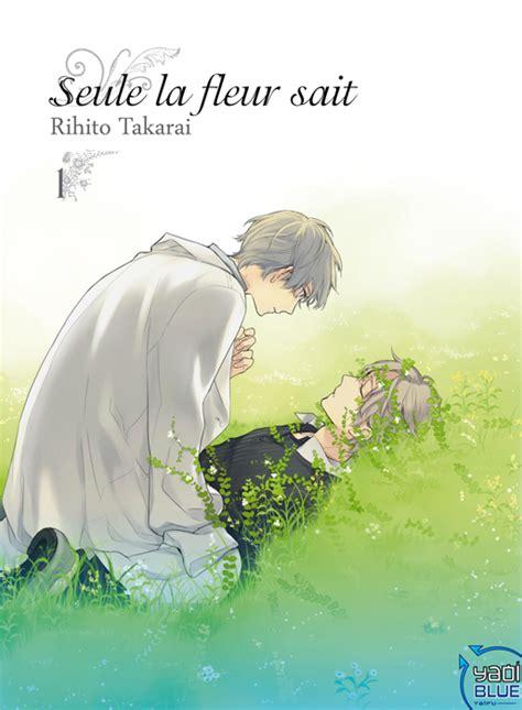 seule la fleur sait  manga chez taifu comics de takarai