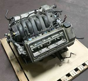 Bmw E38 740i V8 Engine Long Block Motor M62tu 740il E39