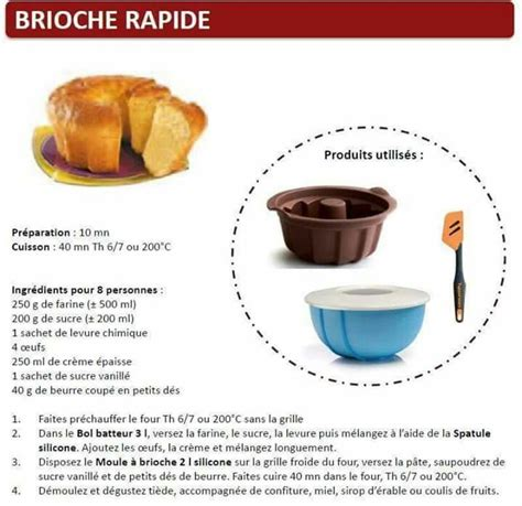 25 best ideas about brioche tupperware on pate tupperware quiche sans pate