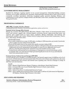Customer Service Resume Resume Cv