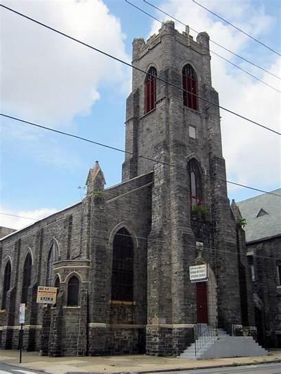Churches Church Ame Philadelphia Ruffin Rachel Nichols
