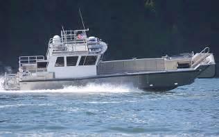 Munson Aluminum Boats Photos