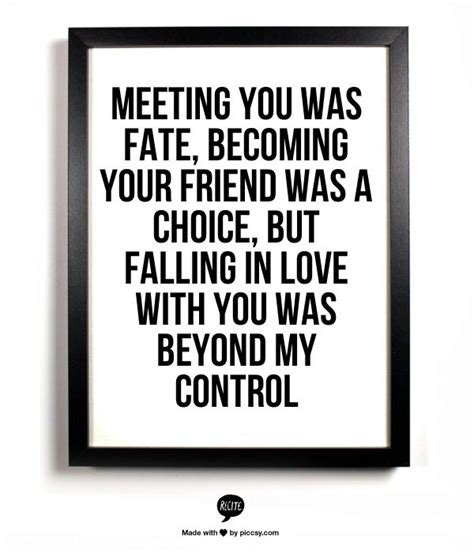 Nice Quote Meeting You Was Fate Darlene Franklin Wallpaper