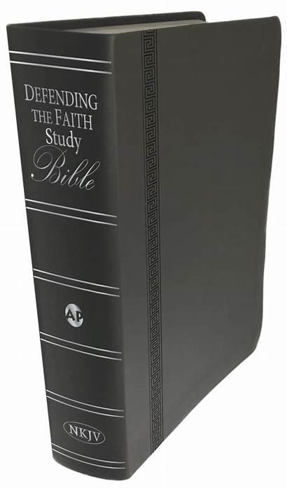 Bible Faith Defending Study Nkjv Duotone Italian