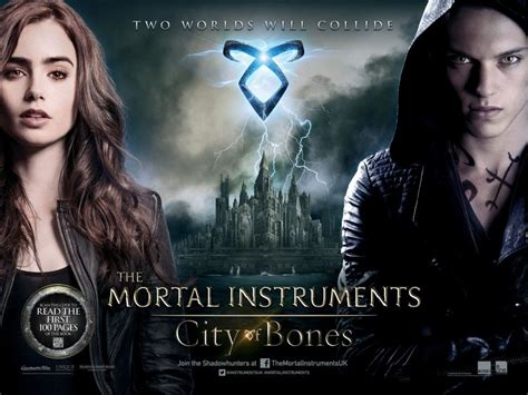 The Mortal Instruments: City of Bones Review | Moonfire Charms