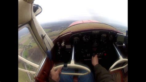 cessna     landing  gopro video