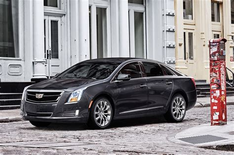 2017 Cadillac Xts Reviews And Rating