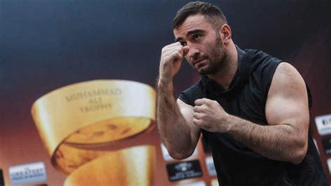 murat gassievs success  cruiserweight tournament