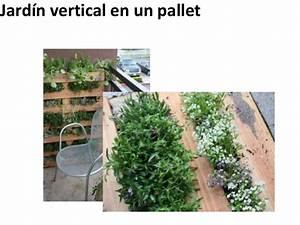 jardin vertical palette dootdadoocom idees de With idee deco exterieur jardin 0 un jardin vertical en palettes joli place