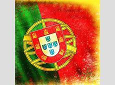 Portugal Flag Painting by Setsiri Silapasuwanchai