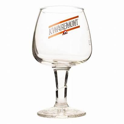 Kwaremont Glass Glasses Brouwerij Brabandere Beer Quick