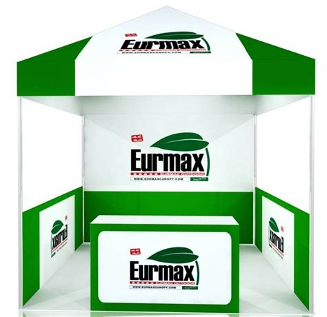 custom logo printed ez pop  canopy commercial trade show fair booth tent ebay