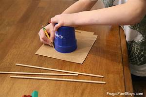 Magic Spinning Pen – A Magnet Science Experiment for Kids