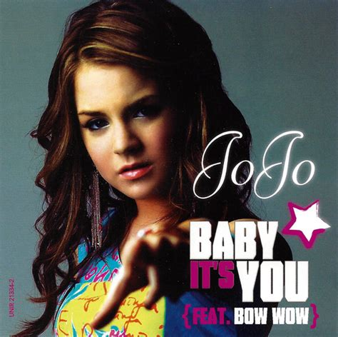 jojo feat bow wow baby   cd single promo