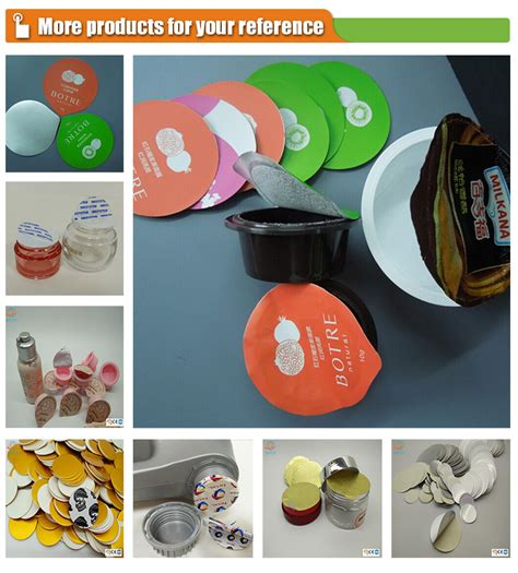 aluminum foil induction cap seal liner  cosmetic oil jar bottle cap liner buy aulminium
