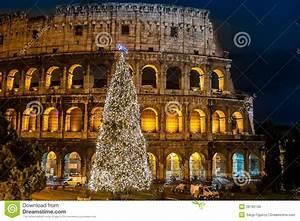 Weihnachten In Italien : kolosseum von rom italien auf weihnachten stockfoto bild von historisch nacht 28792130 ~ Udekor.club Haus und Dekorationen