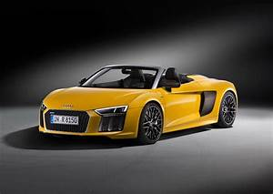 2017 Audi R8 Spyder Price Set From €179,000 in Germany ...