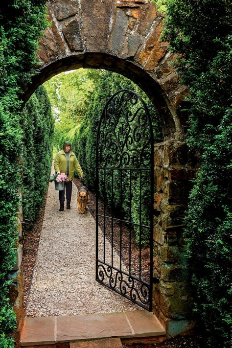 choose  perfect garden gate southern living