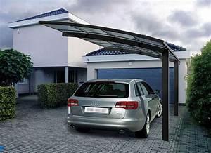 Faire Un Carport : fiche faire monter un abri pour voiture un carport le ~ Premium-room.com Idées de Décoration
