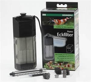 Filter Für Aquarium : dennerle nano eckfilter filter f r ein 10 40 litern aquarium 5925de ~ Orissabook.com Haus und Dekorationen