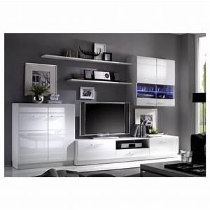 Meuble Deco Design : meuble salon design pas cher le monde de l a ~ Teatrodelosmanantiales.com Idées de Décoration