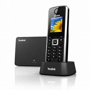 Yealink W52p Base Station And Dect Colour Screen Handset