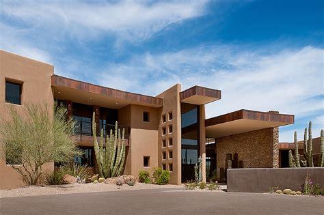 World Of Architecture Beautiful Modern House In Desert