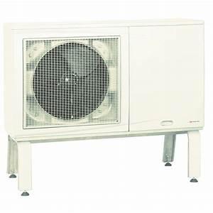 Pompe à Chaleur Aérothermique : pompe chaleur a rothermique d 39 ext rieur airtop ~ Premium-room.com Idées de Décoration