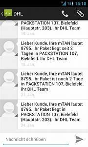 Dhl Paket In Filiale Abholen Am Selben Tag : dhl paket versenden packstation tracking support ~ Orissabook.com Haus und Dekorationen