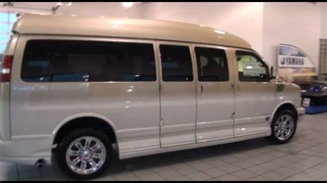 2010 Gmc Explorer Nine Passenger Conversion Van