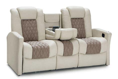 monument rv double recliner sofa rv furniture shopseatscom
