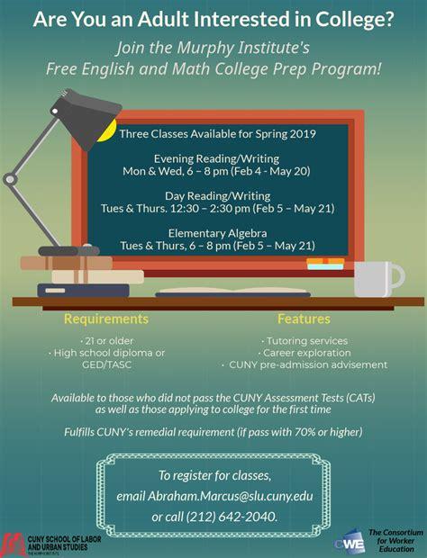 murphy institute college prep program slu blog