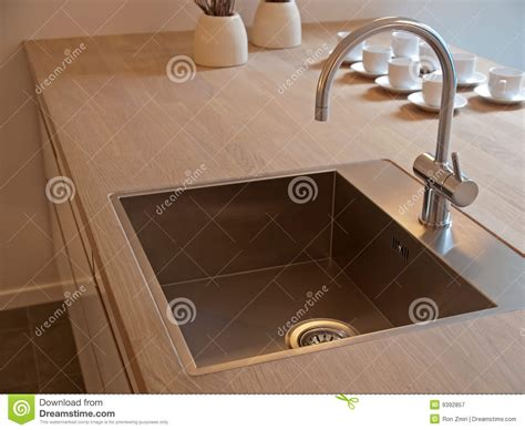 kitchen sink details details of modern kitchen sink with tap faucet stock image 2664