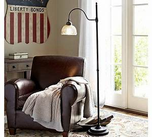 reading nook in master bedroom chloe hobnail mercury glass With floor lamps for master bedroom