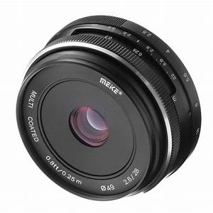 Pro 50mm F  2 0 F22 Manual Prime Lens For Fujifilm Aps C X