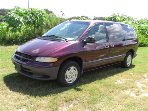 1999 Dodge Caravan by 1999 Dodge Caravan Photos Informations Articles