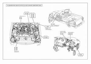 Mazda Pickup B2300 Fuse Diagram