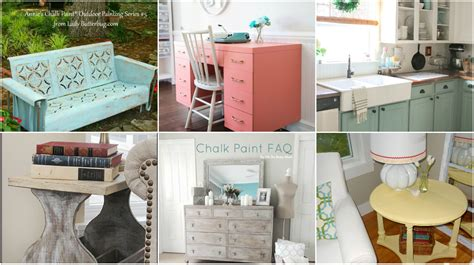diy chalk paint projects diy thought