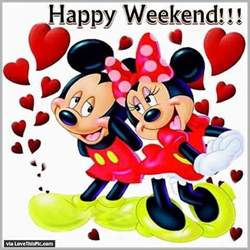 disney happy weekend quote pictures photos and images for