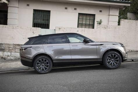 Range Rover Velar Now On Sale In Australia From $70,662