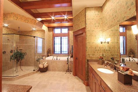 Master Bathroom Designs Pictures by Custom Master Baths By By Studer Residential Designs