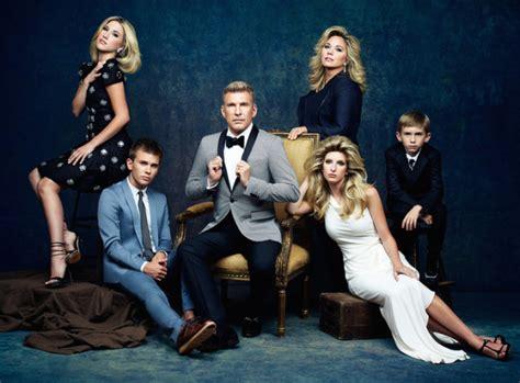 Chrisley Knows Best Cast Picture  Tv Fanatic