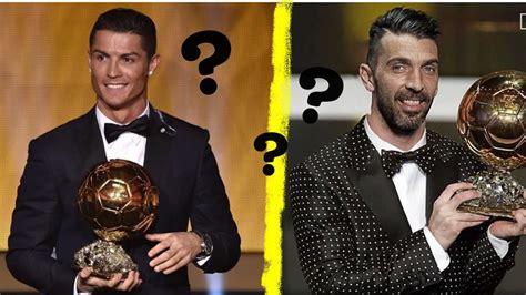 Ballon d'Or Winners