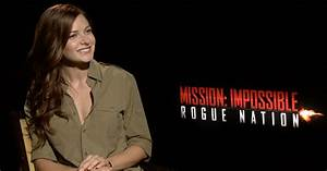 Mission Impossible 5 : mission impossible 5 simon pegg and rebecca ferguson play would you rather youtube ~ Medecine-chirurgie-esthetiques.com Avis de Voitures