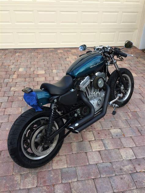 Harley Davidson Cafe Racer For Sale by 2004 Harley Davidson Sportster Cafe Racer For Sale