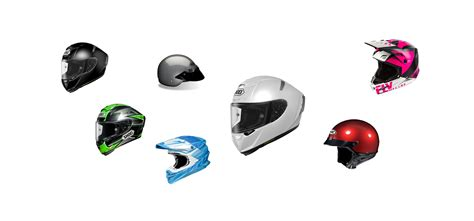 Types Of Motorcycle Helmets & Where To Buy Them