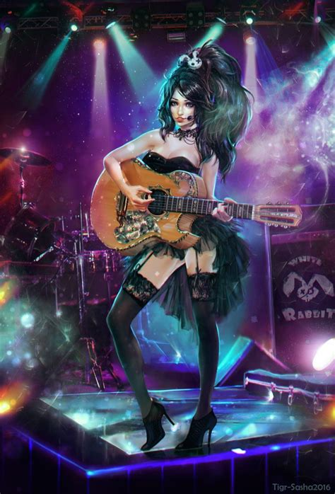 Anime Guitar Wallpaper - anime guitar wallpapers hd desktop and mobile
