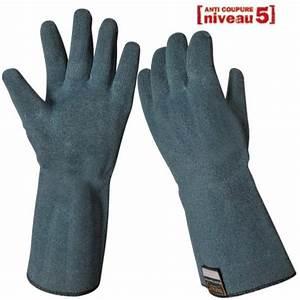 Gant De Cuisine Anti Chaleur : gants longs anti coupure anti chaleur imperm ables taille 9 ~ Dode.kayakingforconservation.com Idées de Décoration